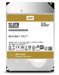 wd gold 12tb hdd