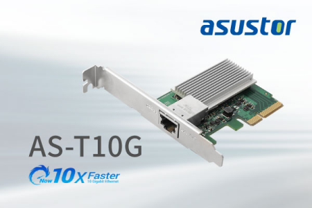 asustor as t10g nic