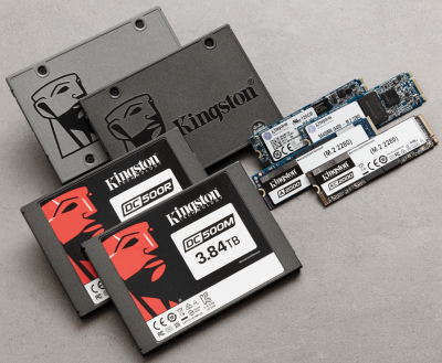 kingston ssds