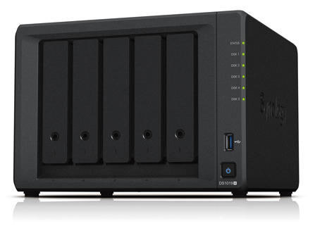 synology diskstation DS1019