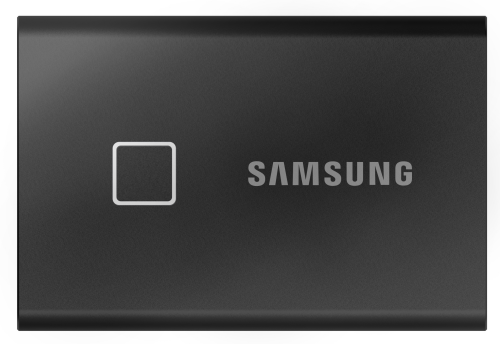 Samsung Portable SSD T7 Touch Black