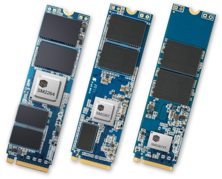 silicon motion pcie4 ssd controllers