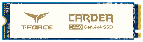 team group t force cardea Ceramic C440 ssd