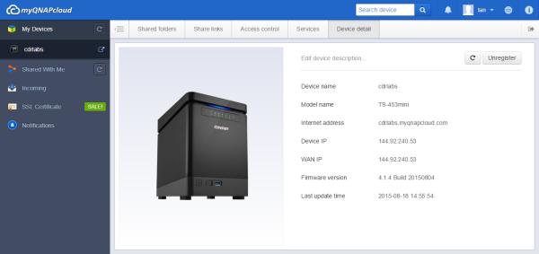 CDRLabs com - QNAP TS-453mini 4-Bay Vertical NAS - Reviews